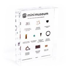Mini Museum - 10 Specimen Second Edition
