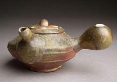 kenyon hansen tokoname style teapot $95
