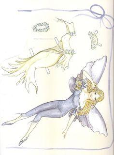 종이인형 (fairy) : 네이버 블로그