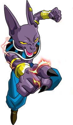 "Beerus is just like me in the past, bipolar, decided to support China because I liked their food and only tolerated people that entertained me. I am a cat person, the fact that cats terrify some of my ""siblings"" is a major bonus. I didn't decide to destroy places based on whims but I have come up with diabolical battle plans and strategies. Cats rule the world."