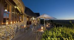 Grootbos Private Nature Reserve offers luxury accommodations featuring spectacular views of ancient forests and the whale watching haven of Walker Bay,. Luxury Accommodation, Whale Watching, Nature Reserve, Places To Travel, South Africa, National Parks, To Go, Mansions, House Styles