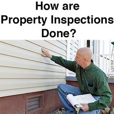 How Are Property Inspections Done? – Local Records Office