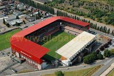 Stade Maurice Dufrasne - Standard Liege