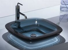 bath room sink designs | ... bathroom sinks from Kohler » kohler glass bathroom sinks and faucets