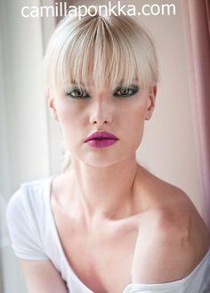 Photographer: Jussi Lopperi Camilla, Photoshoot, Makeup, Artist, Model, Hair, Make Up, Photo Shoot