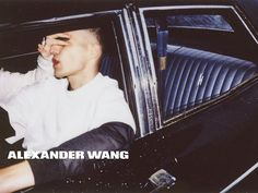 Alexander Wang S/S 2016 Campaign | The Fashionography