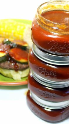 Sweet/Heat BOURBON BBQ Sauce... This is fantastic, a balance of sweet with a punch of Island spiced heat.  All with a hint of Earthy flavorings from good Kentucky Bourbon.  EASY and loaded with Bragging Rights (and flavor)!!!
