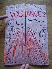 Another Volcano Lapbook.