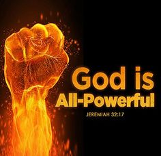 """""O Sovereign Lord! You made the heavens and earth by your strong hand and powerful arm. Nothing is too hard for you!"" ‭‭Jeremiah‬ ‭32:17‬ ‭NLT‬‬ http://bible.com/116/jer.32.17.nlt"