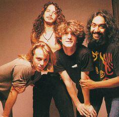 Early Soundgarden.