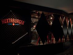 Huxtaburger Branding on Behance