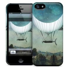 Moonship iPhone Case
