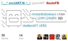 2  instant F.B. accs → http://twitter.com/rtm → http://twitter.com/growfollow_app