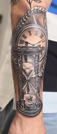 Forearm Tattoos, Sleeve Tattoos, Cool Tattoos, Tatoos, Hase Tattoos, Tattoo Ideas, Tattoo Designs, Watch Tattoos, Blink Of An Eye