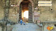 Hamir Dev Chauhan was a brave ruler of Chauhan dynasty. He drew his lineage from the very famous ruler Prithviraj Chauhan. During his 12 years of ruling, he fought 17 battles and won 13 of them.  This Hamir Palace is inside the complex of Ranthambore Fort. People are not allowed to enter inside the palace as the ASI is finally taking steps to improve the poor condition of Indian Heritage.  #ThrillThrush #MangoTraveler #IndianHeritage #IndianCulture #PlacesToVisitInRanthambore…