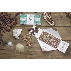 オムノムチョコレート シーソルトアーモンド ミルク45%