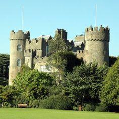 Irish castles - For more visit http://www.pinterest.com/MarvinPearce/