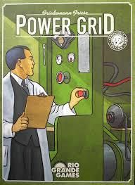 Power Grid - Miller Pads and Paper  The object of the game is to supply the most cities with power. Players must acquire the raw materials, like coal, oil, garbage, or uranium, to power their plants (except for the highly valuable 'renewable energy' wind/solar plants), making it a constant struggle to upgrade your plants for maximum efficiency while still retaining enough wealth to quickly expand your network to get the cheapest routes.
