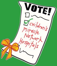 Cast your ballot for CMN Hospitals in the annual CDW Gives holiday campaign. Your online vote helps further our mission to save and improve kids' lives.