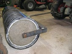Click image for larger version Name: Views: 4480 Size: KB ID: 214673 Garden Yard Ideas, Garden Projects, Welding Projects, Food Plots For Deer, Garden Tractor Attachments, Drain Tile, Tractor Implements, Deer Camp, Welding And Fabrication
