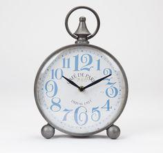 Relógio de Mesa 20 x 7 x 29 cm | A Loja do Gato Preto | #alojadogatopreto | #shoponline | referência 74066995
