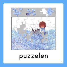 puzzelhoek Daily Schedule Preschool, Google Ads, Schmidt, Planer, Back To School, Kindergarten, Homeschool, Diagram, Clip Art
