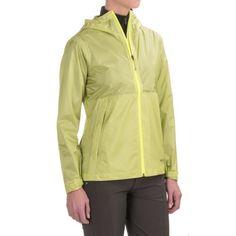 Marmot Crystalline Jacket - breathable per reviews