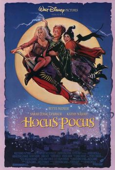 Hocus Pocus (1993) | 20 Movies To Watch With Your Kids This Halloween