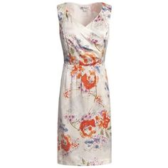Pendleton Sweetheart Silk Dress - Sleeveless (For Women) - $104.95 - really like this one! Only one size: 8P