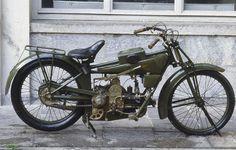 NORMALE 500 - Moto Guzzi 1921