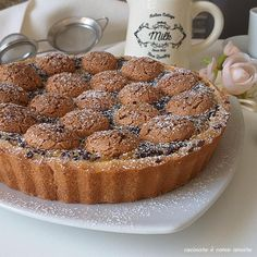 Goal - Italian Pastries Pastas and Cheeses Pastries Images, Italian Pastries, Torte Cake, Pastry Cake, Sweet Memories, Biscotti, Muffin, Food To Make, Cheesecake
