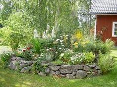 Garden alignment and landscape Garden Stones, Garden Paths, Garden Art, Garden Landscaping, Garden Design, Scandinavian Garden, Cool Landscapes, Kraut, Dream Garden
