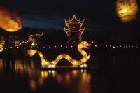 Decorating Ideas for Boat Parades | eHow