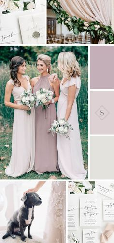 One of our most favorite color palettes include lush greenery and simple neutrals! From blush pink and mocha bridesmaids dresses to touches of gorgeous flowing greenery, we cant get enough of this romantic and elegant wedding inspiration! Wedding Invitations Elegant Modern, Elegant Wedding Themes, Timeless Wedding, Wedding Ideas, Wedding Fun, Wedding Planning, Wedding Stuff, Tent Wedding, Garden Wedding