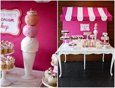 Love her party ideas=== will definitely be getting more ideas for Maya's future parties! Might do an ice cream social/pool party this summer since her bday is in November.