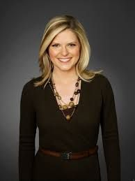 Kate Bolduan (1983- ) is a broadcast journalist currently at CNN, anchoring At This Hour with John Berman during the network's 11am hour.