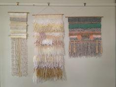 Weavings by Maryanne Moodie