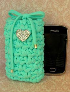 Capricci Preziosi Crochet Purses, Smartphone, Sewing, Crocheting, Cases, Tejidos, Patterns, Clutch Bags, Purse