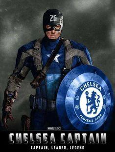 Chelsea Captain... ♥ - #Chelsea  #Quiz  #The Blues
