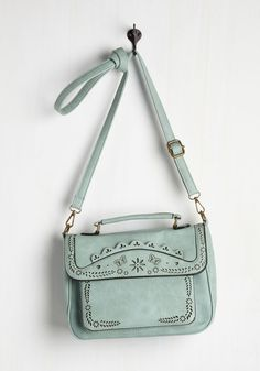 Leave Your Mark Bag in Mint