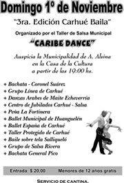 3ra. edición Carhué Baila