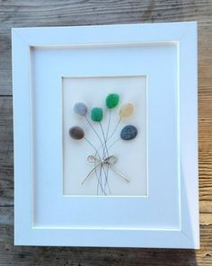Pebble art flowers bouquet of flowers home decor pebble stone flowers sea glass flowers sea glass art anniversary gift birthday gift Sea Glass Crafts, Sea Glass Art, Stained Glass Art, Fused Glass, Glass Flowers, Art Flowers, Flower Art, Bouquet Flowers, Gift Bouquet