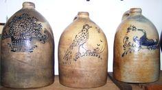 Rare Stoneware
