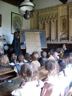 Victorian school experience at Sevington Victorian School
