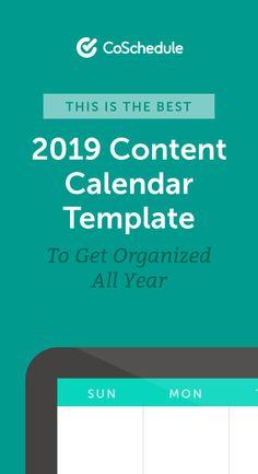 social media posting calendar template.html