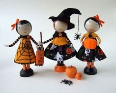 halloween dolls - Buscar con Google