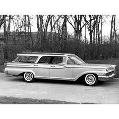 Mercury Commuter Country Cruiser '1959