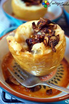 Pieczone jabłka http://fantazjesmaku.weebly.com/blog-kulinarny/pieczone-jablka