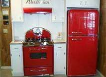 i want the red appliances <3