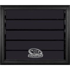 Fanatics Authentic Unsigned 2015 NASCAR Sprint Cup Champion 10 Car 1/24 Scale Die-Cast Display Case With Black Frame - $169.99
